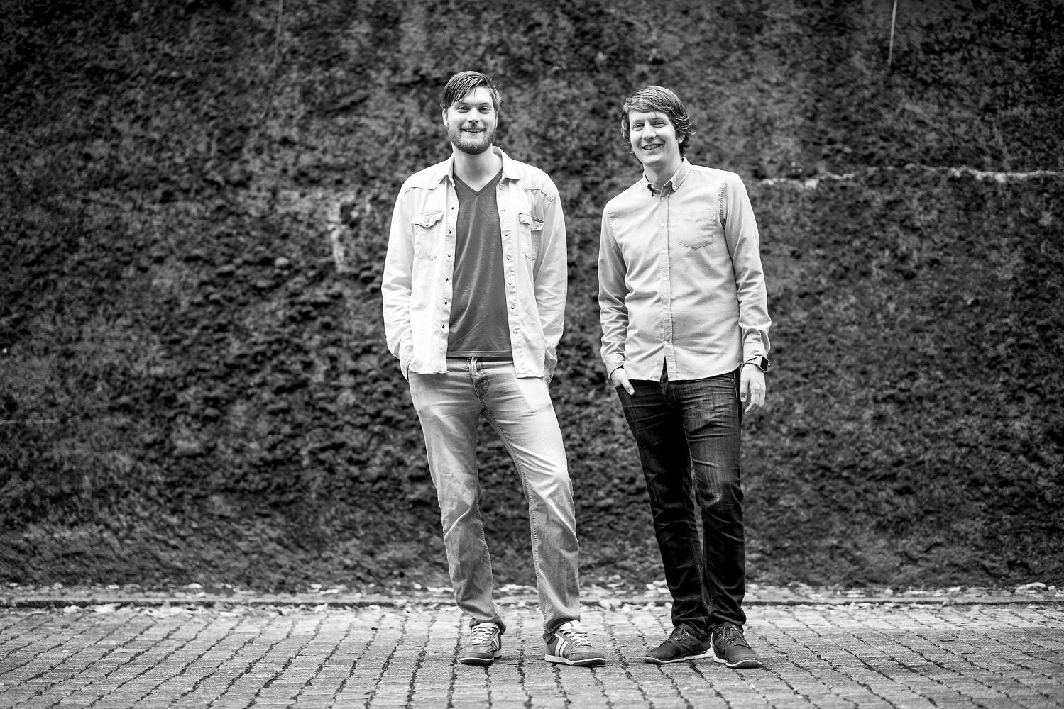 Nisau - Marius og Ole-André. Foto: Anton Soggiu